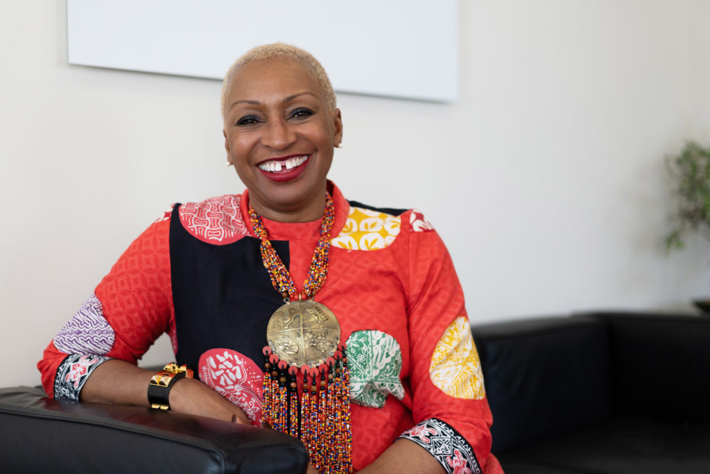 Behind the Mission: Race and Gender at the World Bank Group