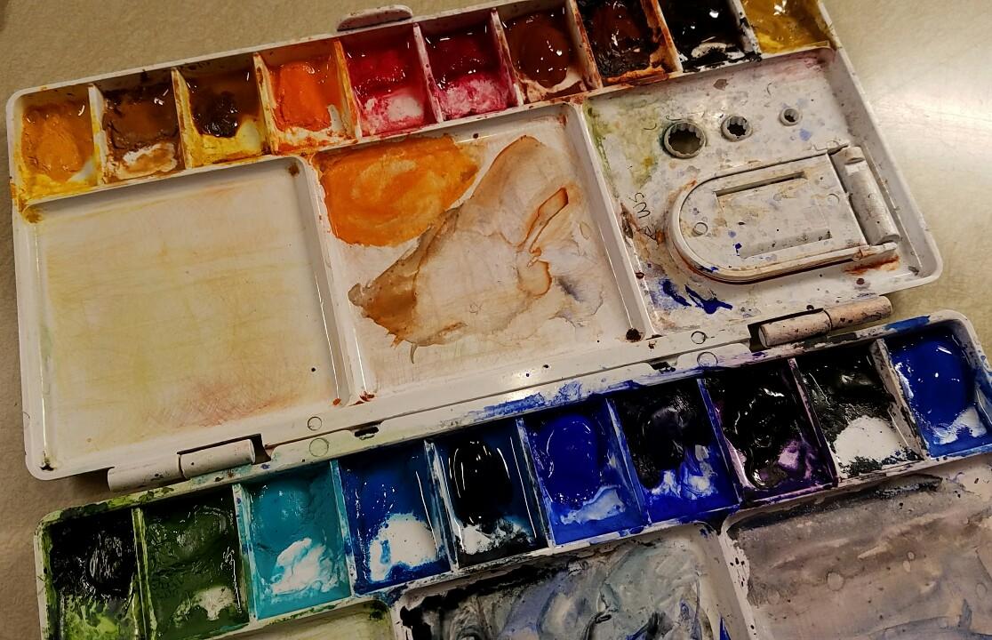 Water-Based Painting Two-Weekend Intensive