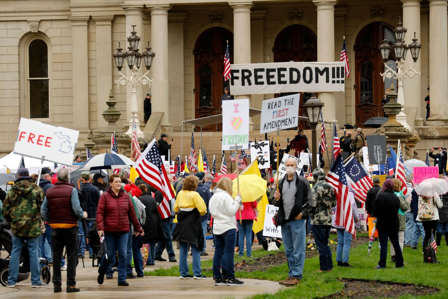 Book Talk: How Rights Went Wrong: Why Our Obsession with Rights Is Tearing America Apart