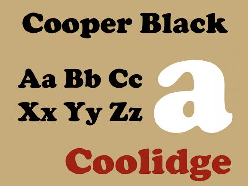Cooper Black: Celebrating Chicago's Iconic Typeface
