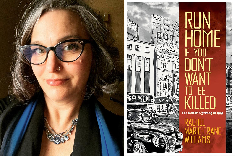 Off the Shelf: Author Talk with Rachel Williams