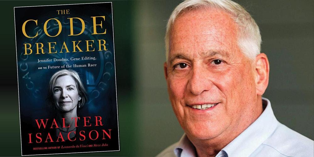Code Breaker: Walter Isaacson on Jennifer Doudna