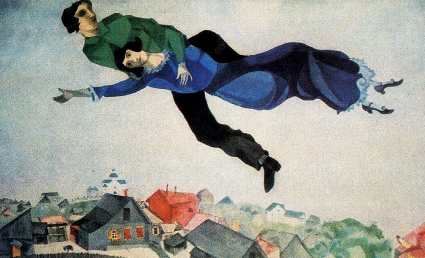 Chagall: The Quintessential Jewish Artist of the 20th Century