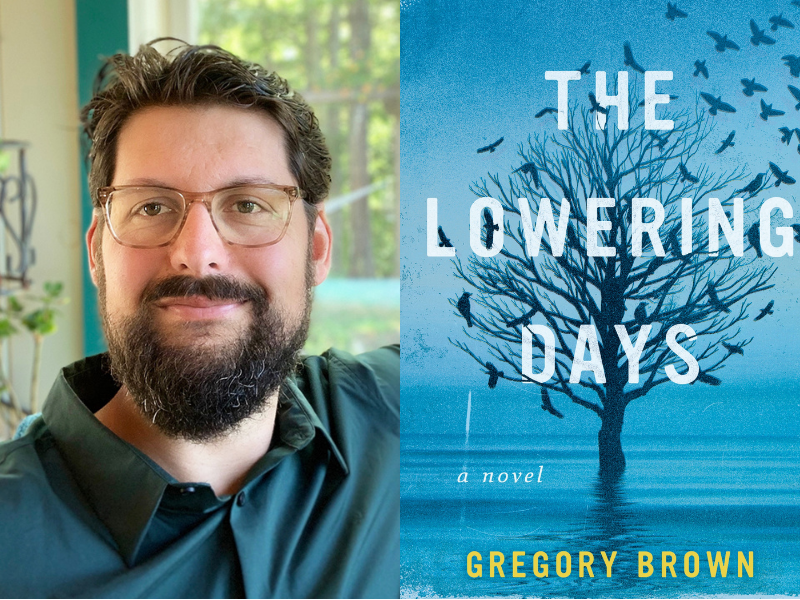Live from Prairie Lights: Gregory Brown in Conversation with Mark Mayer