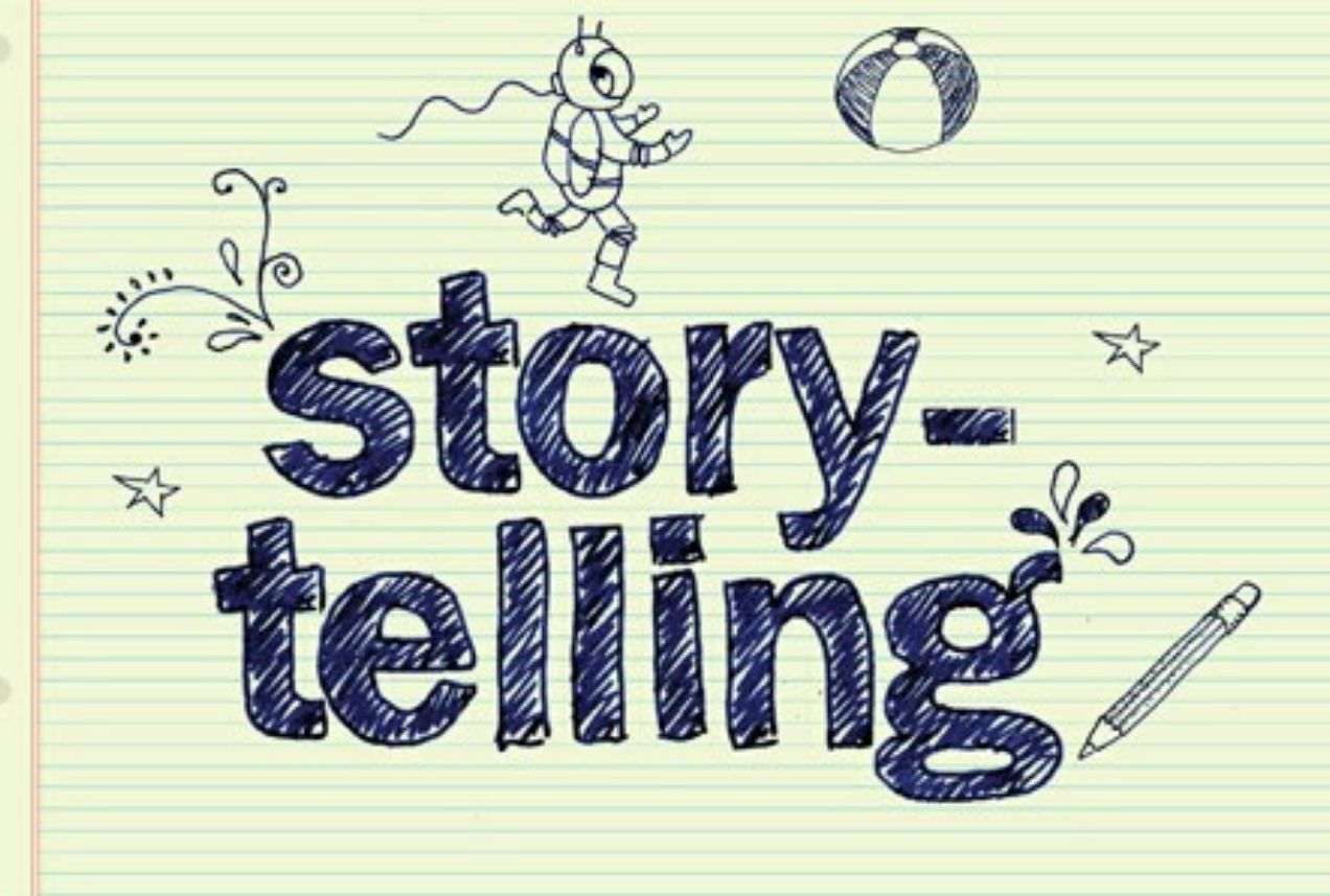 Storytelling: Find Your Voice