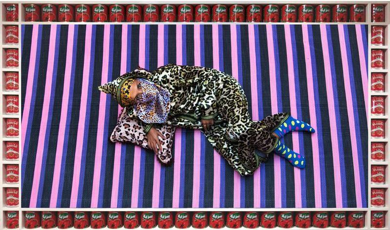 ICP Talks: Hassan Hajjaj on Portraiture, Fashion, and the Industry
