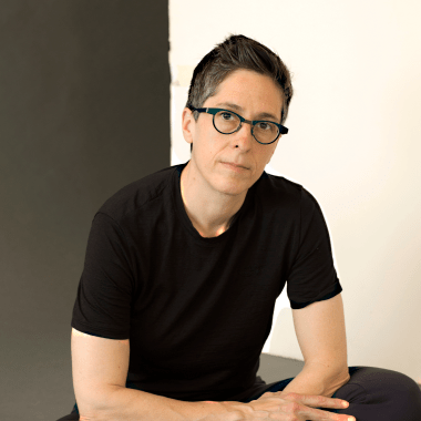 Alison Bechdel in conversation with George McCalman
