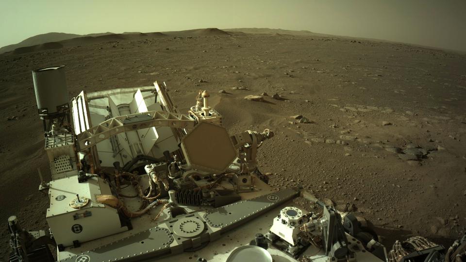 NightSchool: Missions to Mars