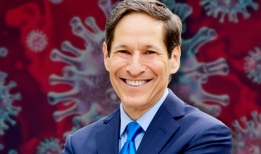 Former CDC Chief Dr. Tom Frieden: Personal Freedom Versus The Pandemic