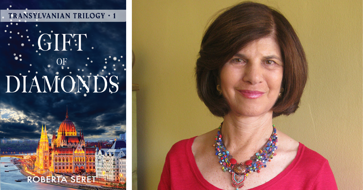 "Academy of Lifelong Learning Book Club: SPS ALL Book Club: ""The Gift of Diamonds"" by Roberta Seret"