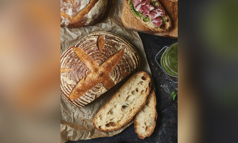 Sourdough Bread with the King Arthur Baking Company