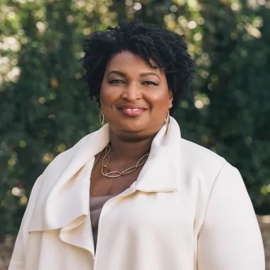 Stacey Abrams in conversation with Rebecca Traister