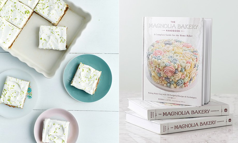 Icebox Bars with Magnolia Bakery