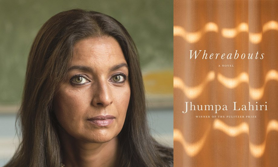 Jhumpa Lahiri in Conversation: Whereabouts