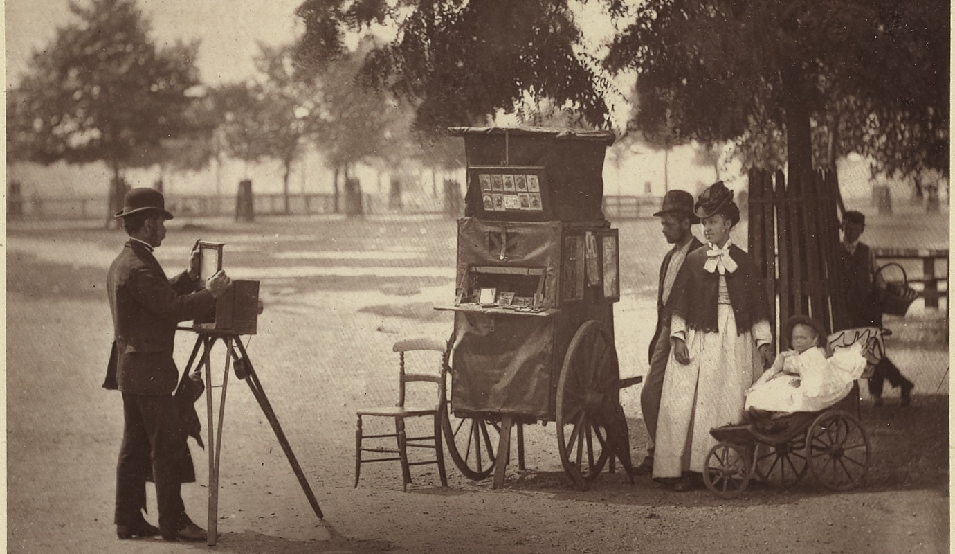 Online Class: When the Camera Was New: 19th-Century Photography
