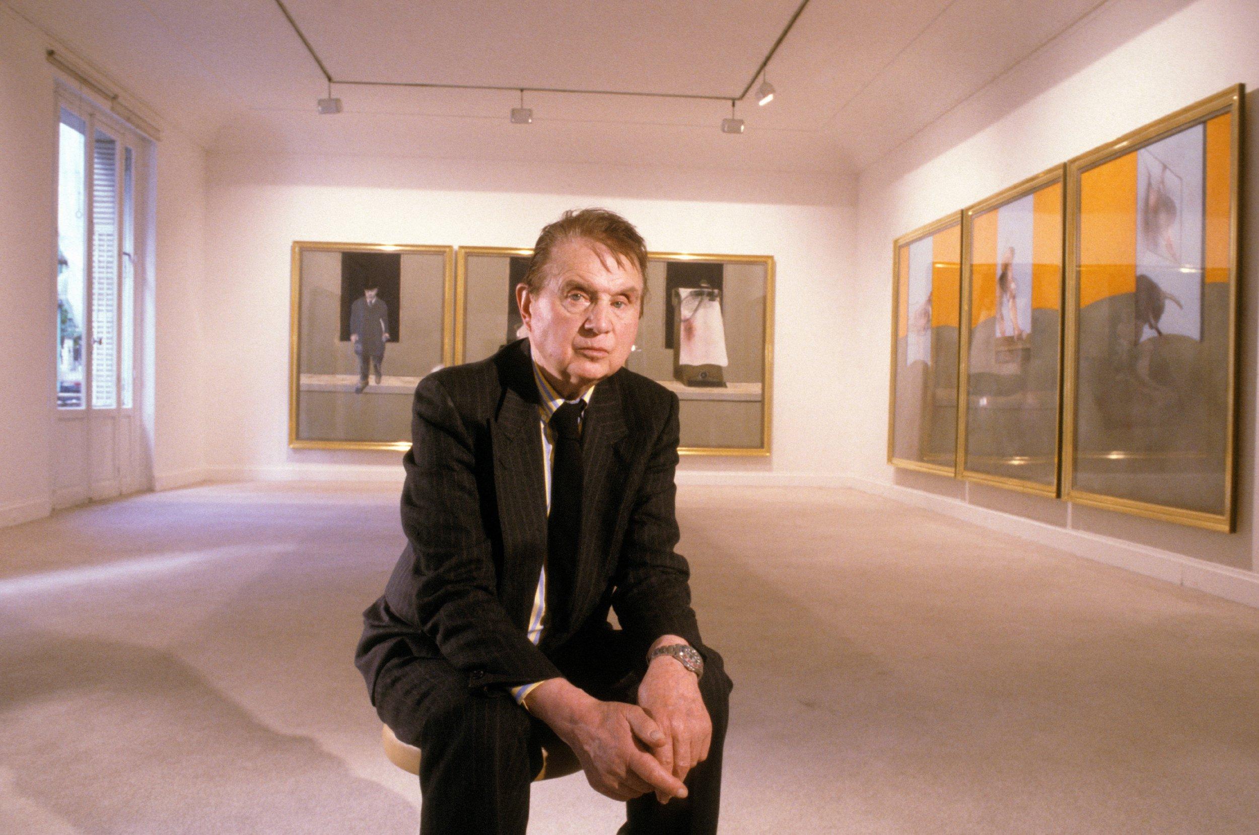 Conversation | Francis Bacon: Revelations