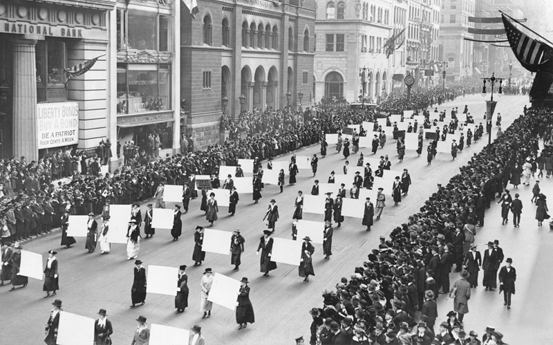 Celebrating the Women's Suffrage Centennial: What Happened and What Have We Learned?