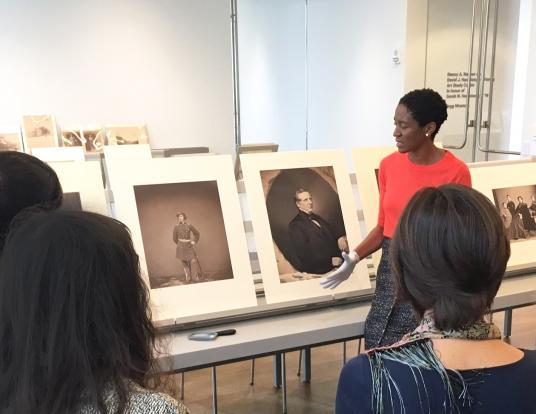Art Study Center Seminar at Home: Slavery's Landscape