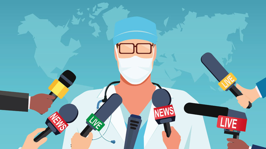 Covering COVID: How Journalists Tackled the Biggest Science Story of our Time