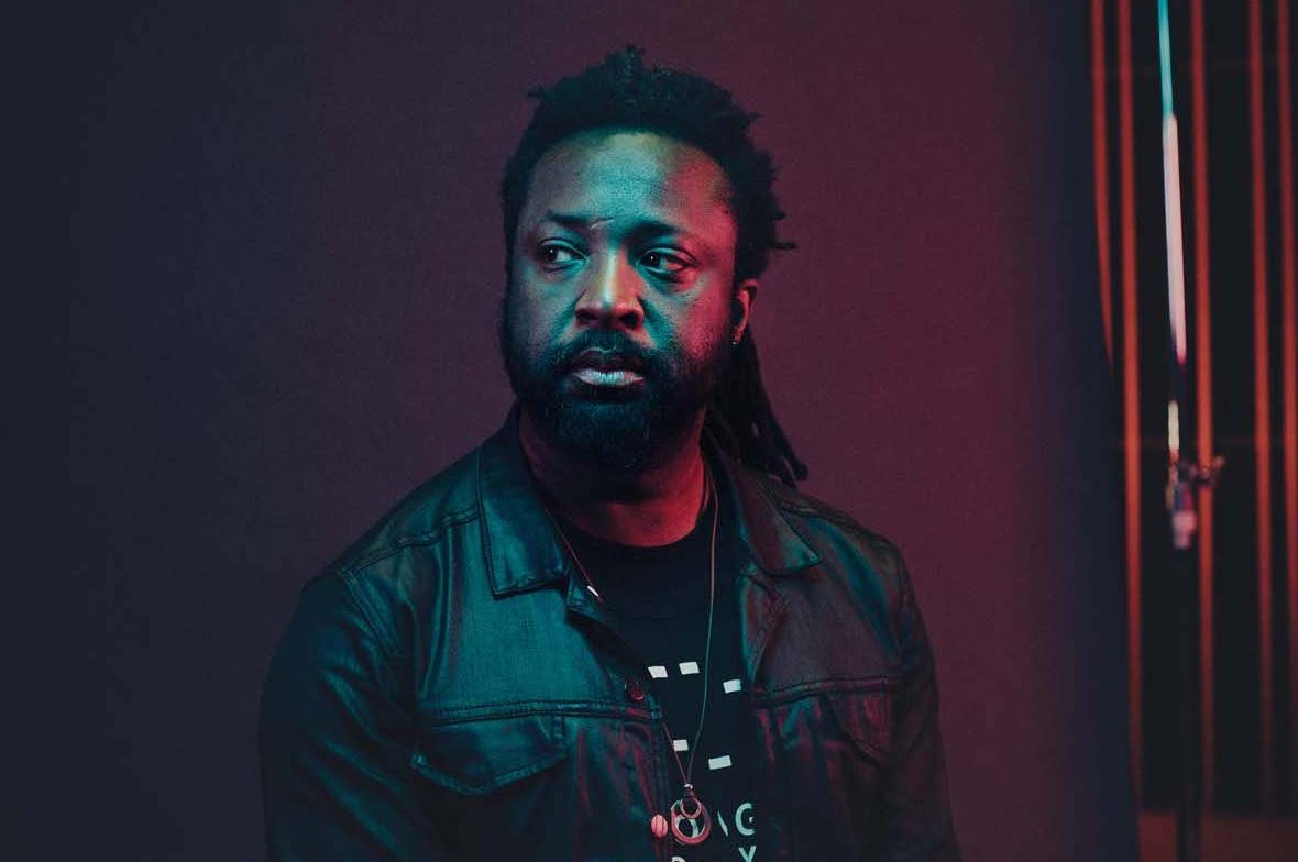 "Marlon James on his New Book ""Black Leopard Red Wolf"""