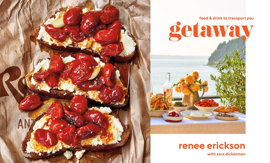 Getaway: Food & Drink to Transport You