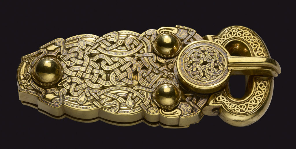 Treasures of Sutton Hoo