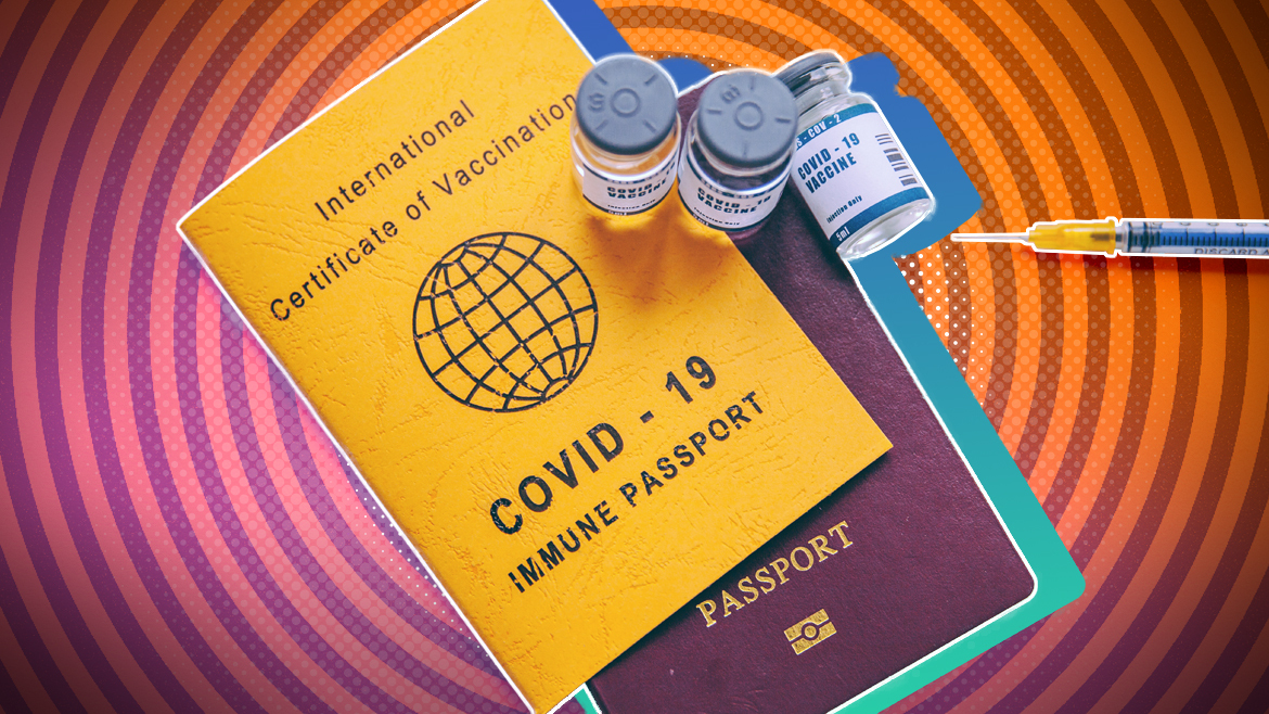Vaccine Passports: A Path to the New Normal?