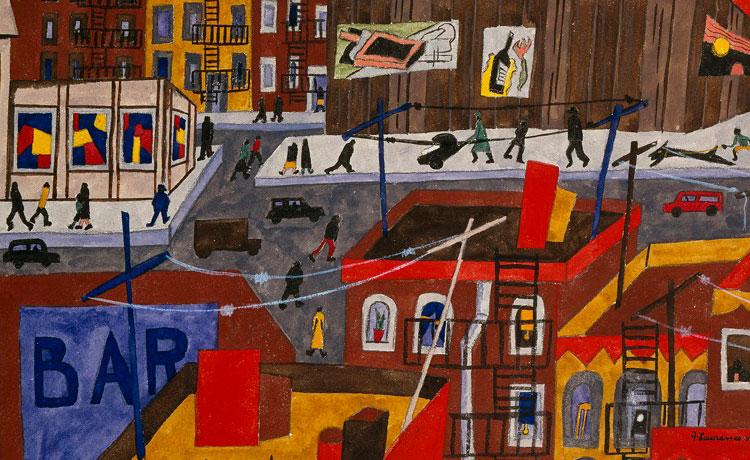 The Modern City: Art in New York, 1900-1950
