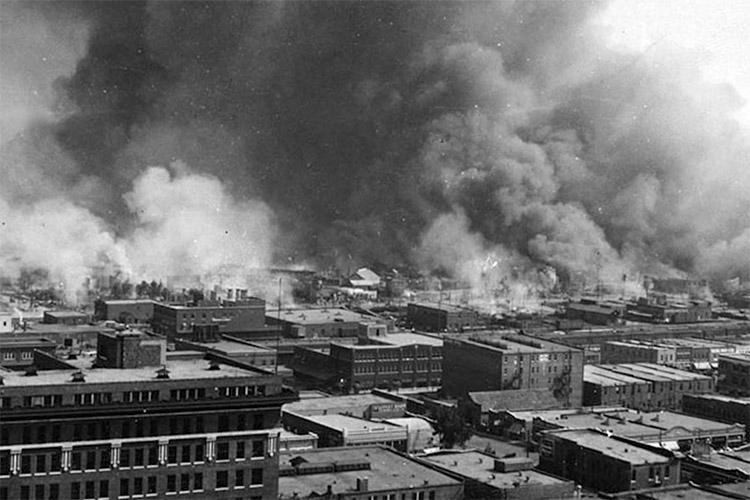 The 1921 Tulsa Race Massacre: Looking Back, Looking Ahead