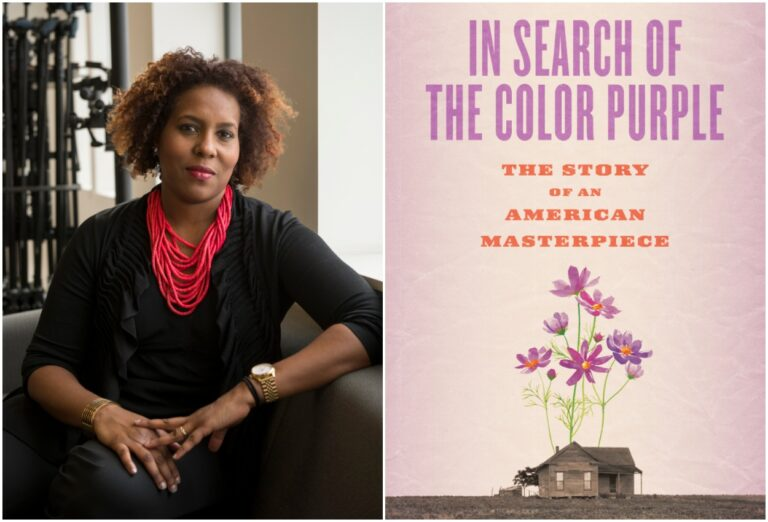 Salamishah Tillet: In Search of The Color Purple