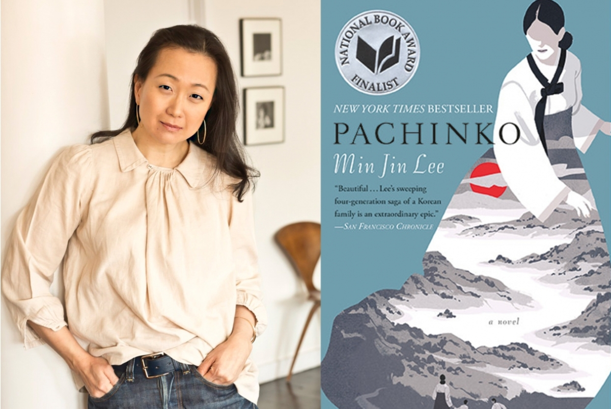Reading and Conversation: Min Jin Lee