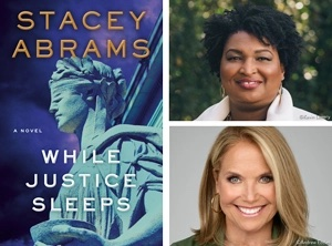 Stacey Abrams in Conversation With Katie Couric