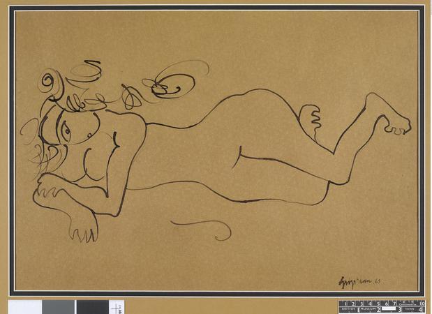 Marcos Grigorian: Pioneer of Iranian Modern Art