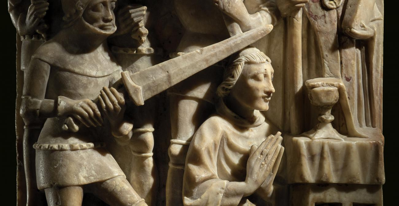 Curators' Introduction: Thomas Becket: Murder and the Making of a Saint