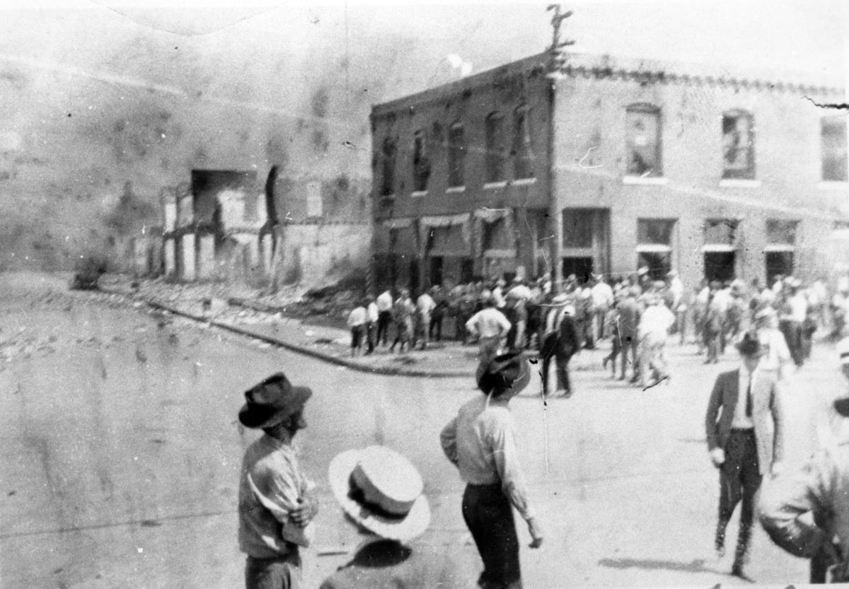 Centenary of the Tulsa Race Massacre
