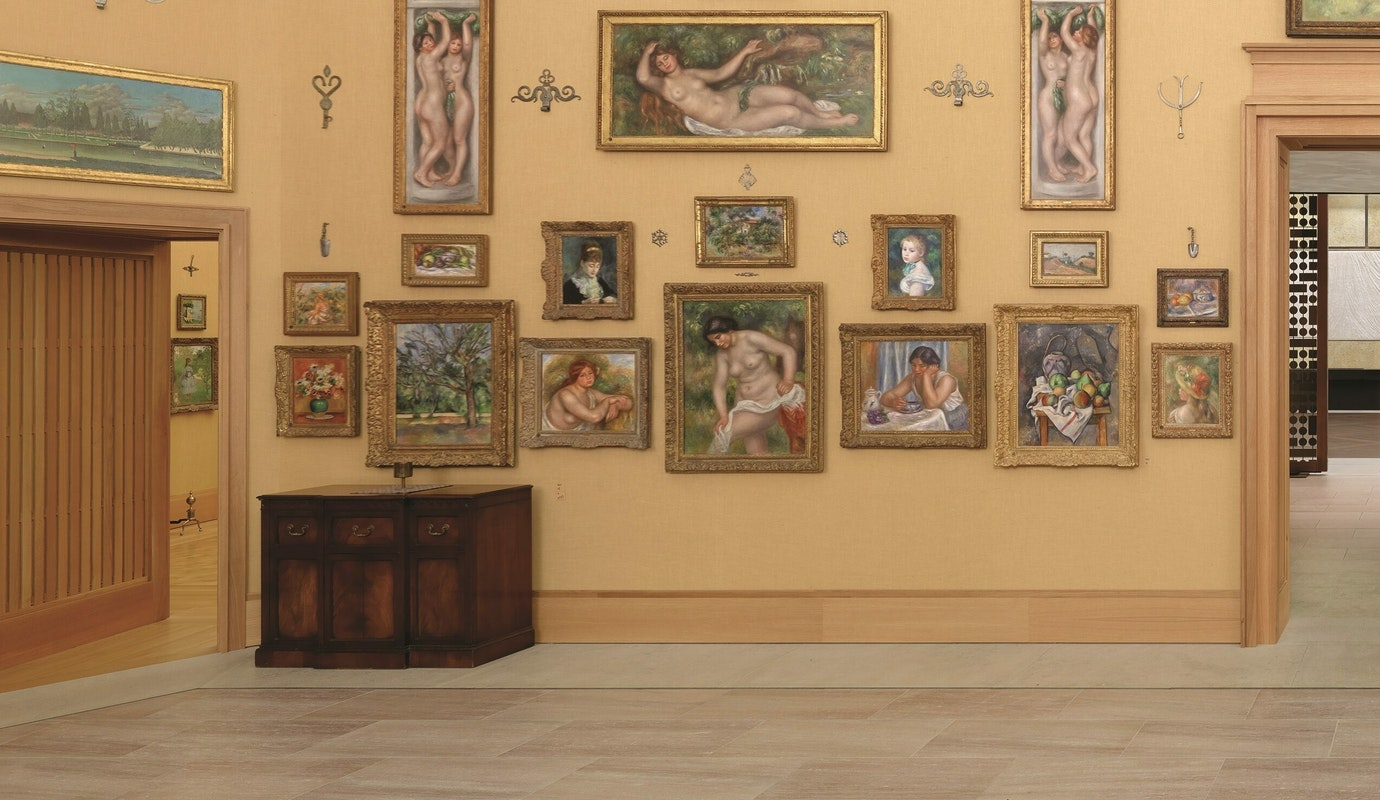 Online Talk: Alison Boyd on Art and Music at the Barnes Foundation
