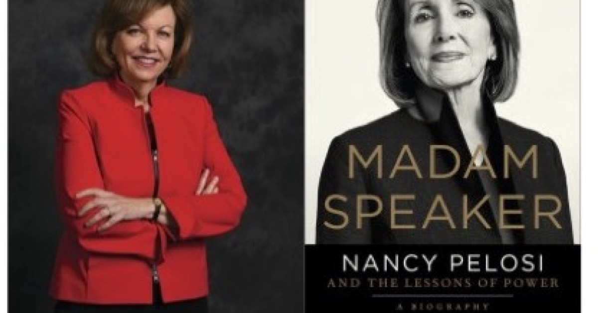 Madam Speaker: A Conversation with Susan Page