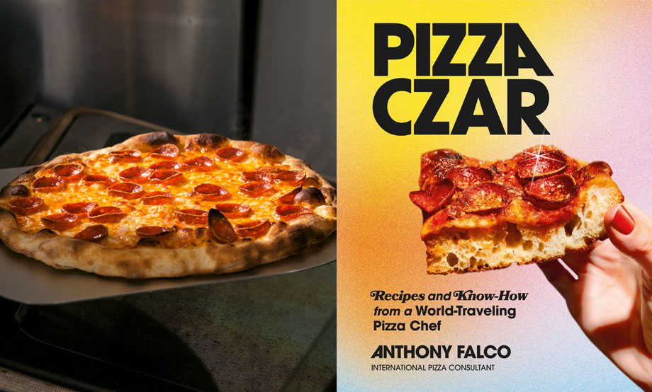 Pizza with Anthony Falco