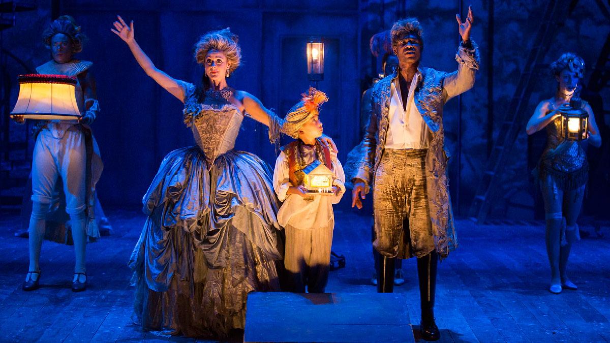 Shakespeare Hour Live: Training for Shakespeare