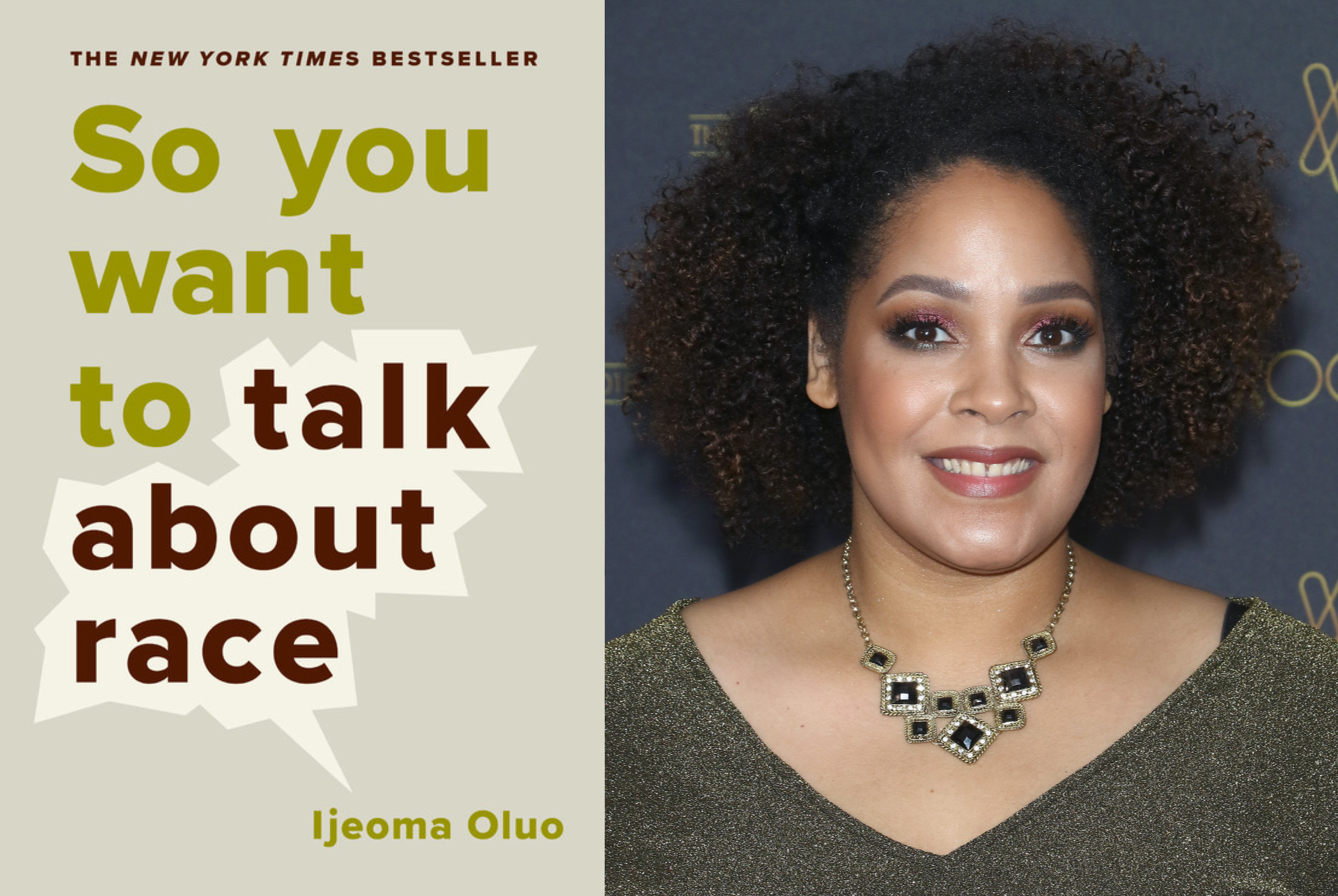 So You Want to Talk About Race: An Evening In Conversation with Ijeoma Oluo
