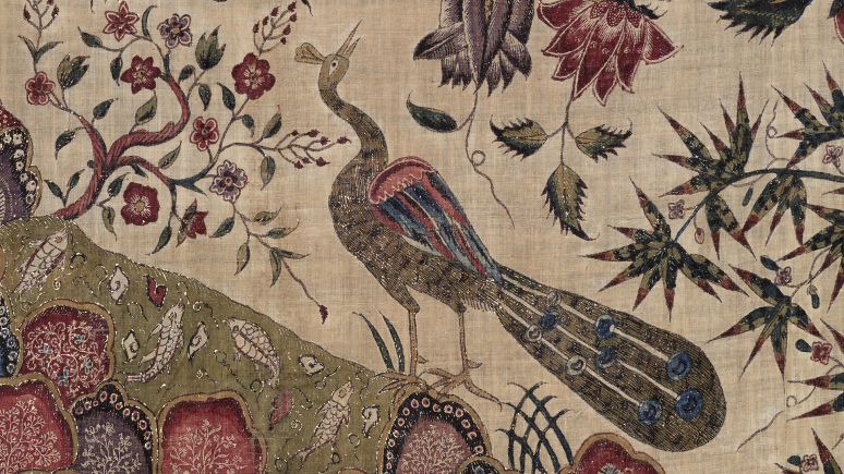 New Lives of Indian Chintz
