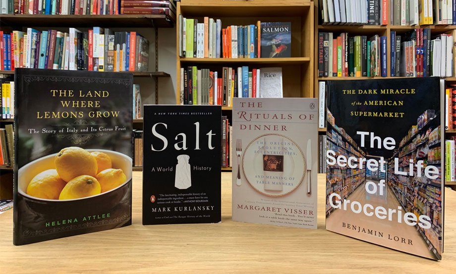 Food Lovers' Reading Group