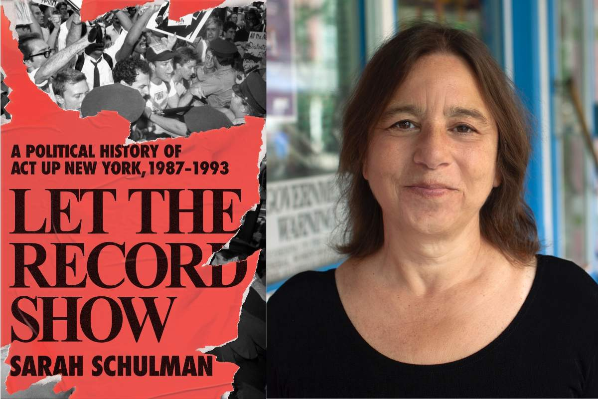 NYPL Live: Let the Record Show: Sarah Schulman with Kwame Anthony Appiah