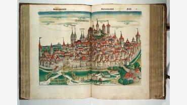 The Nuremberg Chronicle with John Buchtel