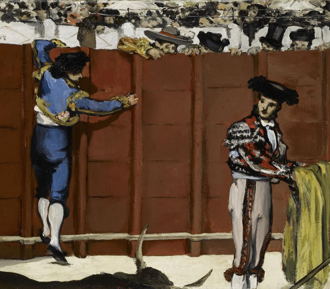 Drawing Together: Manet