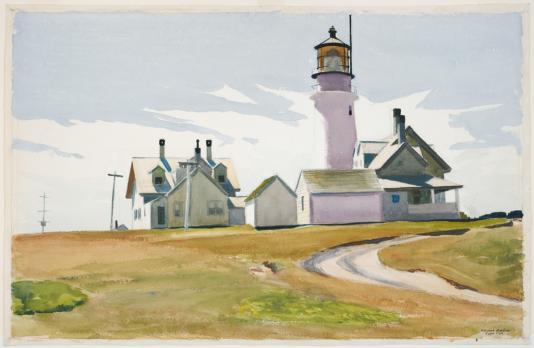 Art Talk Live: On Cape Cod with Edward Hopper