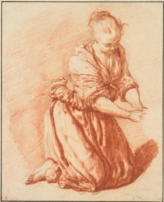 Art Study Center Seminar at Home: Drawings Collector George Abrams
