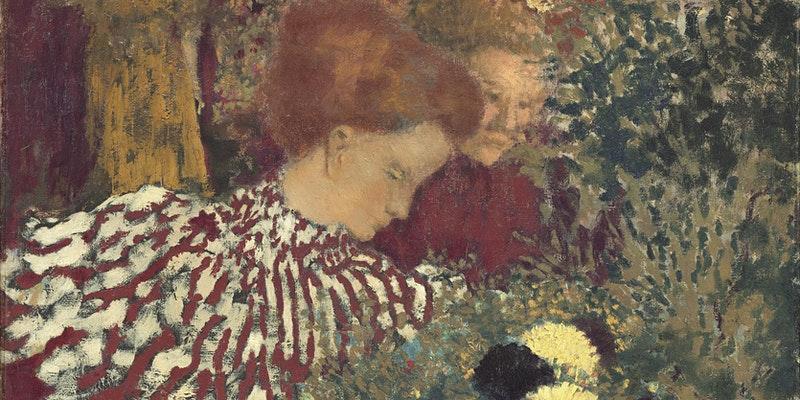 Fabric and Fashion: Pattern and Design in the Art of Edouard Vuillard