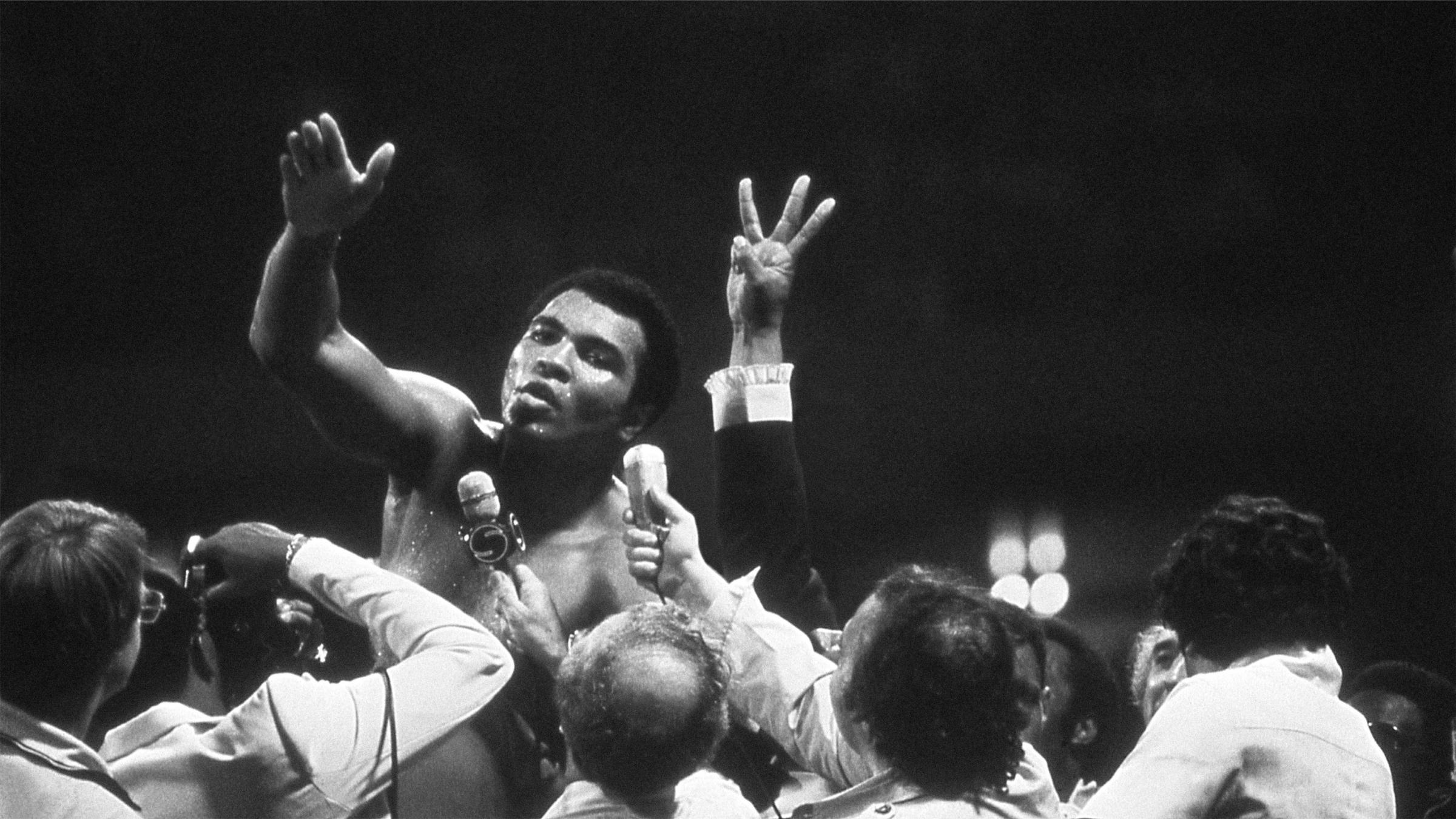 "SmallScreenFun: Ken Burns and ""Muhammad Ali"""