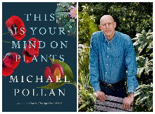 Virtual Event with Michael Pollan: This is Your Life on Plants